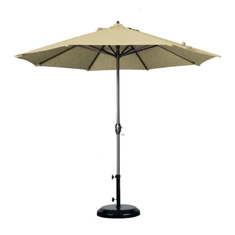 Shop California Umbrella Sunline Antique Beige Market