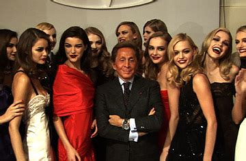 Ode To Valentino by Ode To A Fashion Legend Valentino The Last Emperor Time