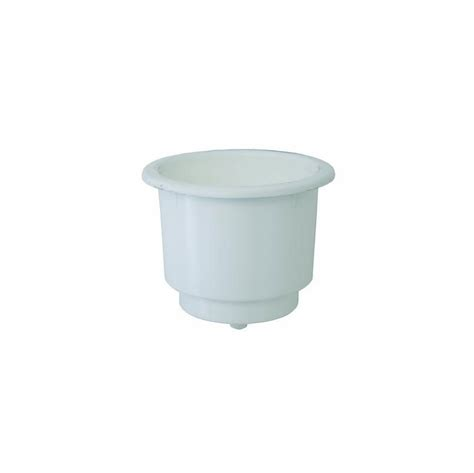 deep blue boat cup holders deep blue rc 1 recessed cup holder w drain tackledirect
