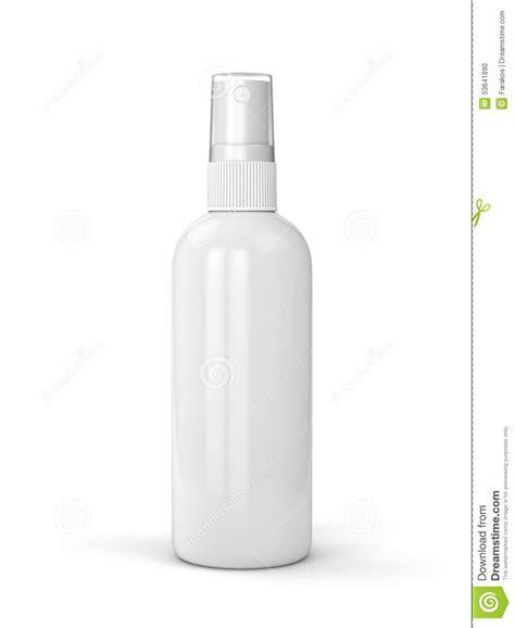 Sprei White white spray bottle stock photo image 53641890