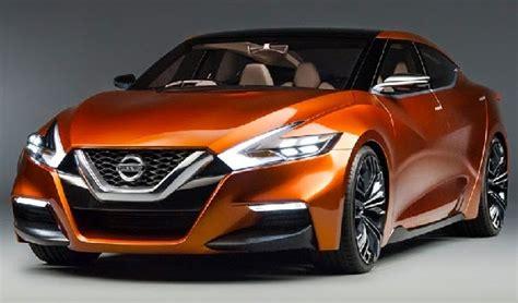 2015 Nissan Maxima Concept Sport Car Design