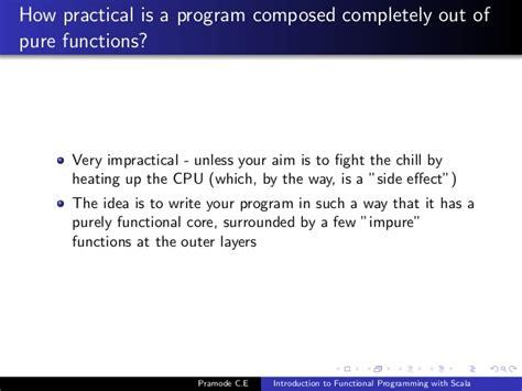 functional programming simplified scala edition books introduction to functional programming with scala