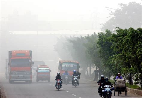 Limbah Kimia Dalam Pencemaran Udara Dan Air Ign Suharto polusi pencemaran udara melia nature info