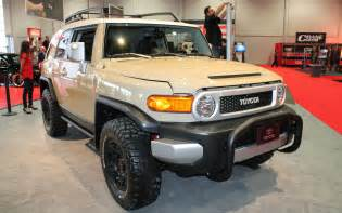 Toyota Fj Cruiser Trd Trd Tuned Toyota Fj Cruiser Cars Model 2013 2014