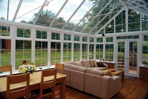 garten glashaus wintergarten modern gestalten 35 inspirationen
