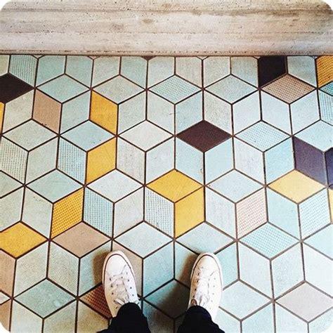 geometric pattern kitchen tiles cube tiles pastel geometric design pinterest pastel