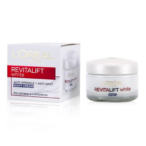 Loreal Revitalift White l oreal revitalift white anti wrinkle anti spot