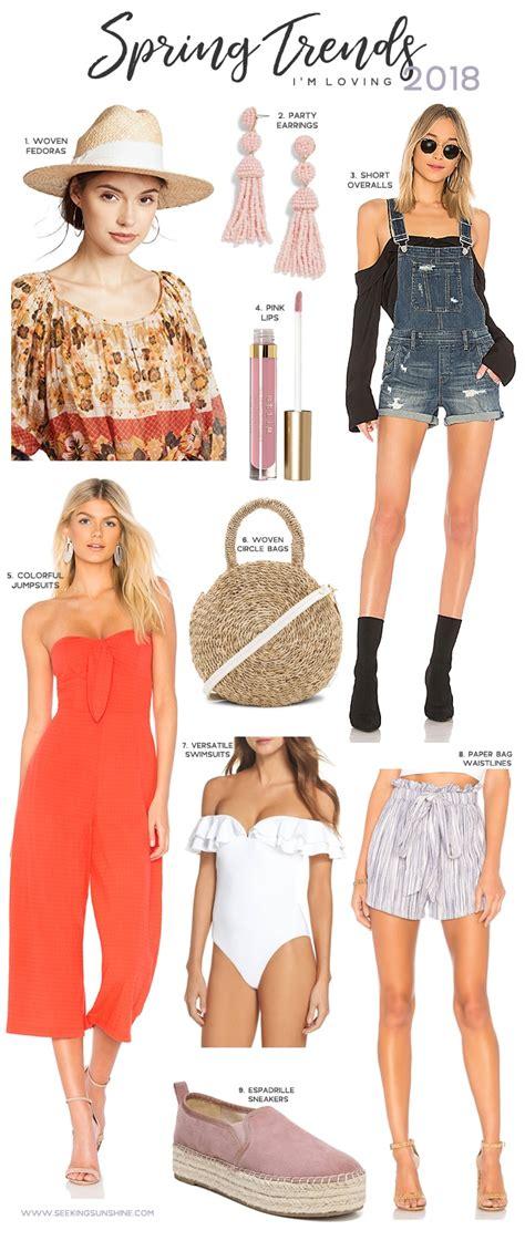 pintrest fashion trends spring spring fashion trends i m loving seeking sunshine