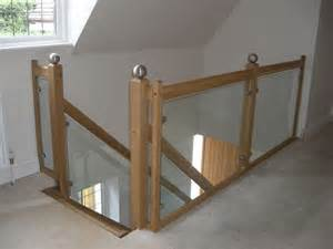 glass banisters uk landing balustrade spiral staircases and staircases