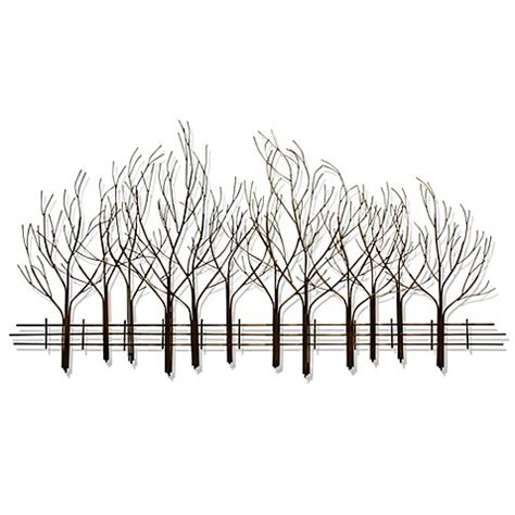 bed bath and beyond art b j keith metal forest wall art bed bath beyond
