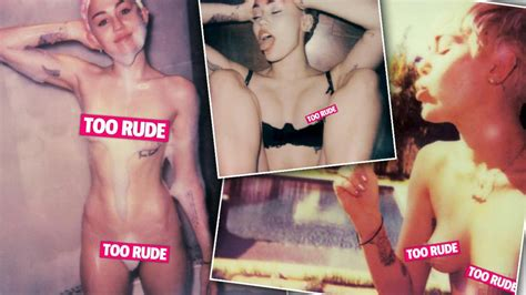miley cyrus leaked bathtub photos disney rebel miley cyrus goes full frontal flaunts bubble