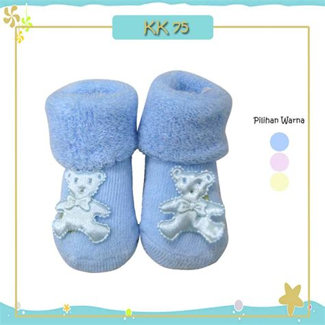 kaos kaki 0 6m amaris kaos kaki bayi unisex newborn 6m banyak