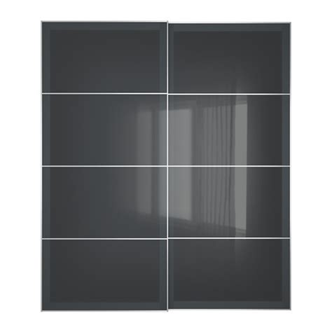 uggdal pair of sliding doors 200x236 cm ikea
