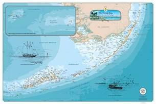 all three florida charts nautical print map ebay