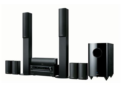 onkyo 7 1ch 3d ready home theater system