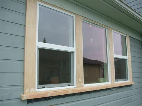 Installing Exterior Door Trim Install Exterior Window Trim