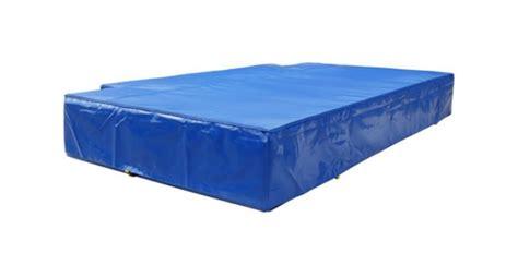 Used High Jump Mats by High Jump Landing Mats Athletics Safety Matting