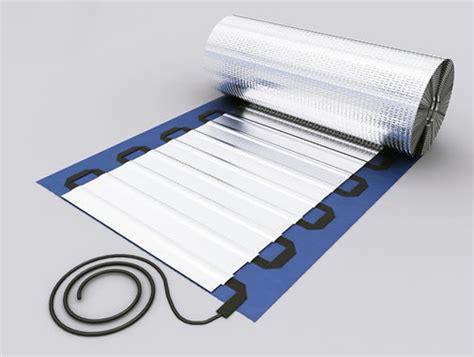 riscaldamento a pavimento elettrico riscaldamento a pavimento elettrico warmset gruppo