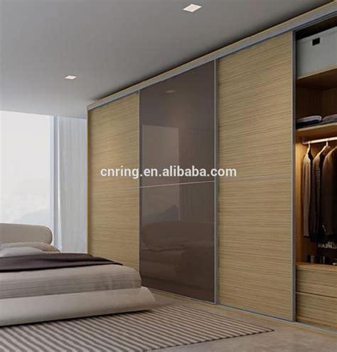 modern unique sliding wardrobe design bedroom furniture