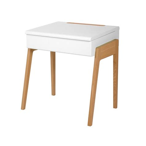 bureau enfant blanc bureau enfant quot my pupitre quot blanc jungle by jungle