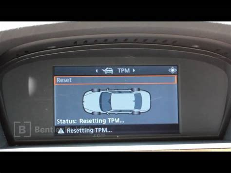 how to reset bmw tire pressure monitor bmw tire pressure monitoring system problems