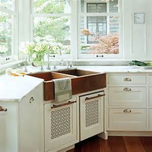 Kitchen Design With Corner Sink by Corner Kitchen Sink Ideas Home Appliance
