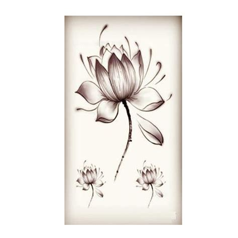 black lotus tattoo prices popular lotus flower tattoos buy cheap lotus flower