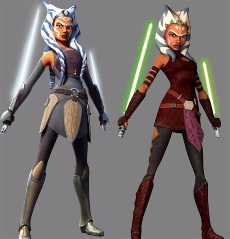 Tano Original clone wars ahsoka tano white saber in rebels season 2 suggestions and thoughts original