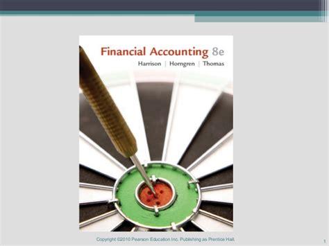 Devry Mba Finance by Hhtfa8e Ch05 Stud Devry Accounting 212 Financial Accounting