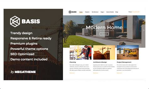 download themes builder 5 responsive home builder wordpress themes