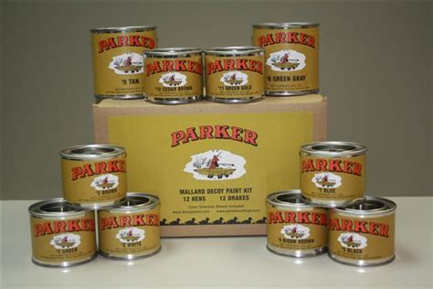 parker aluminum boat paint uvision duck and goose decoy paint from parker coatings
