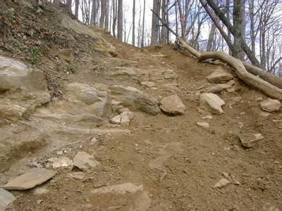 Knob Hill Trail Map by Ohv Trails In Blairsville Ga