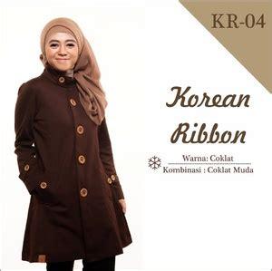 Jaket Wanita Korea Muslimah Hoodie Blazer Terbaru Terlaris Alexandria1 daftar harga jaket muslimah terlaris termurah brbagi