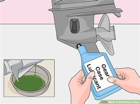 steps for winterizing a boat 3 ways to winterize a boat wikihow