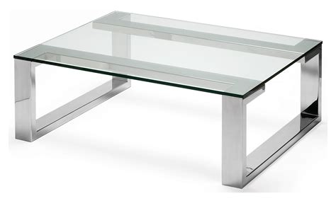 steel glass coffee table arissa coffee table polished stainless steel with glass