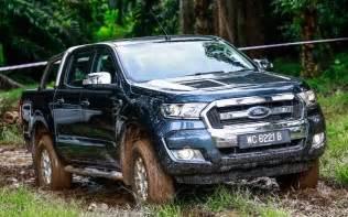 Ford Standard Warranty 2016 Ford Ranger Gets Five Year Warranty Until June 30