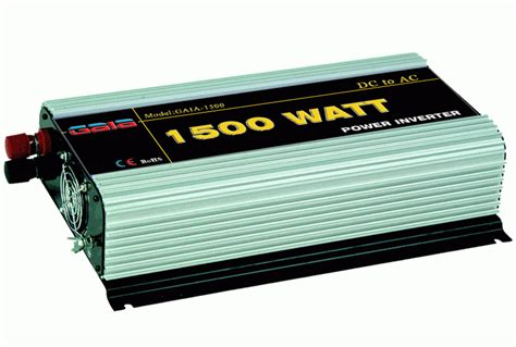 Power Inverter Sunpro 1500w Pi 15 1500 Watt 1 1500w modified sine wave power inverters 12v 24v 48v
