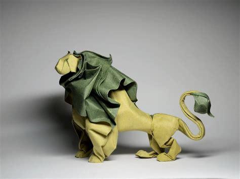 odigami de leon en 3d devenez le roi de l origami avec des tutoriels simples et