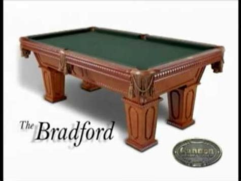 Cannon Pool Table by Cannon Billiards Pool Tables Best Construction