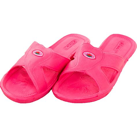 Shower Shoes by Womens Cross Sandals Slip On Slides Shower Shoes