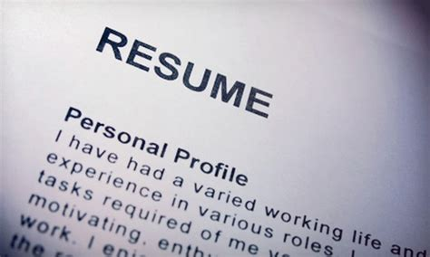 Resume Writing Deals Professional Resum 233 Package Upgrade Resume Groupon