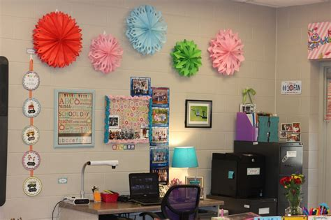 Ceiling Decorations For Classroom by Classroom Reveal