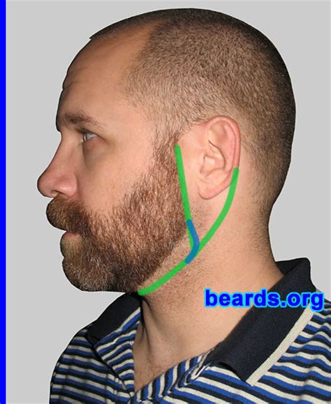 choosing a cheek line for your full beard all about beards designing a neck line for your full beard all about beards