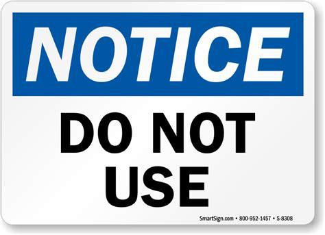 do not use bathroom signs do not use sign sku s 8308 mysafetysign com