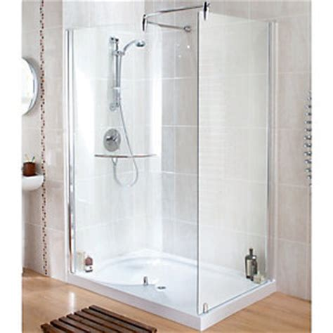 wickes bathrooms showers showers enclosures shower cubicles quadrant enclosure