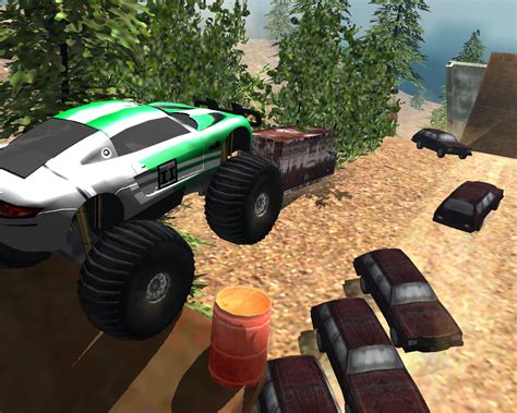 monster truck racing game monster truck games on iphone experience the ultimate