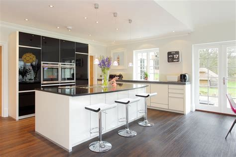 edgy kitchen design with family hshire kitchens client testimonials