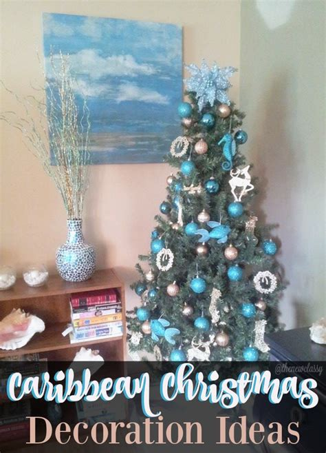 caribbean christmas decoration ideas 10 diy decorations ideas