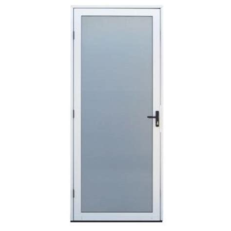 unique home designs white view security door with