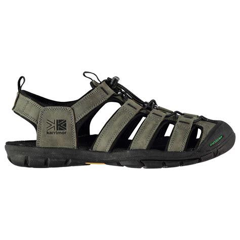 Karimor Brown p 225 nsk 225 obuv karrimor ithaca leather mens walking sandals